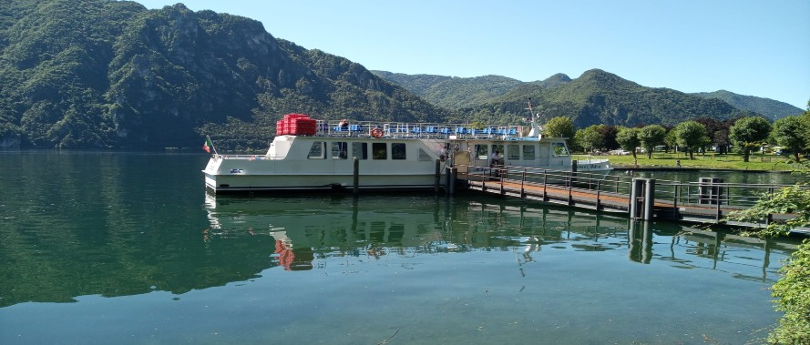 boat lake idro