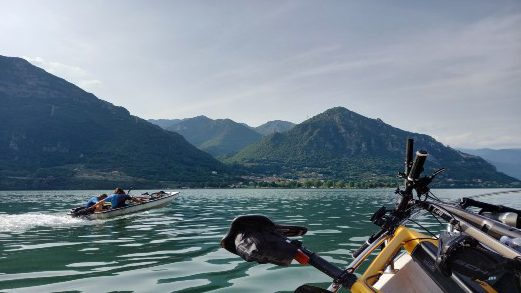 bike tour lake idro